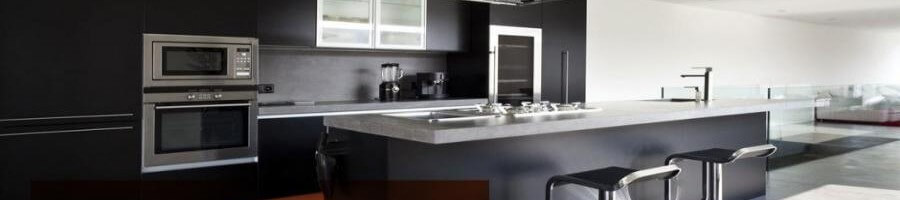 All about kitchens Design Black