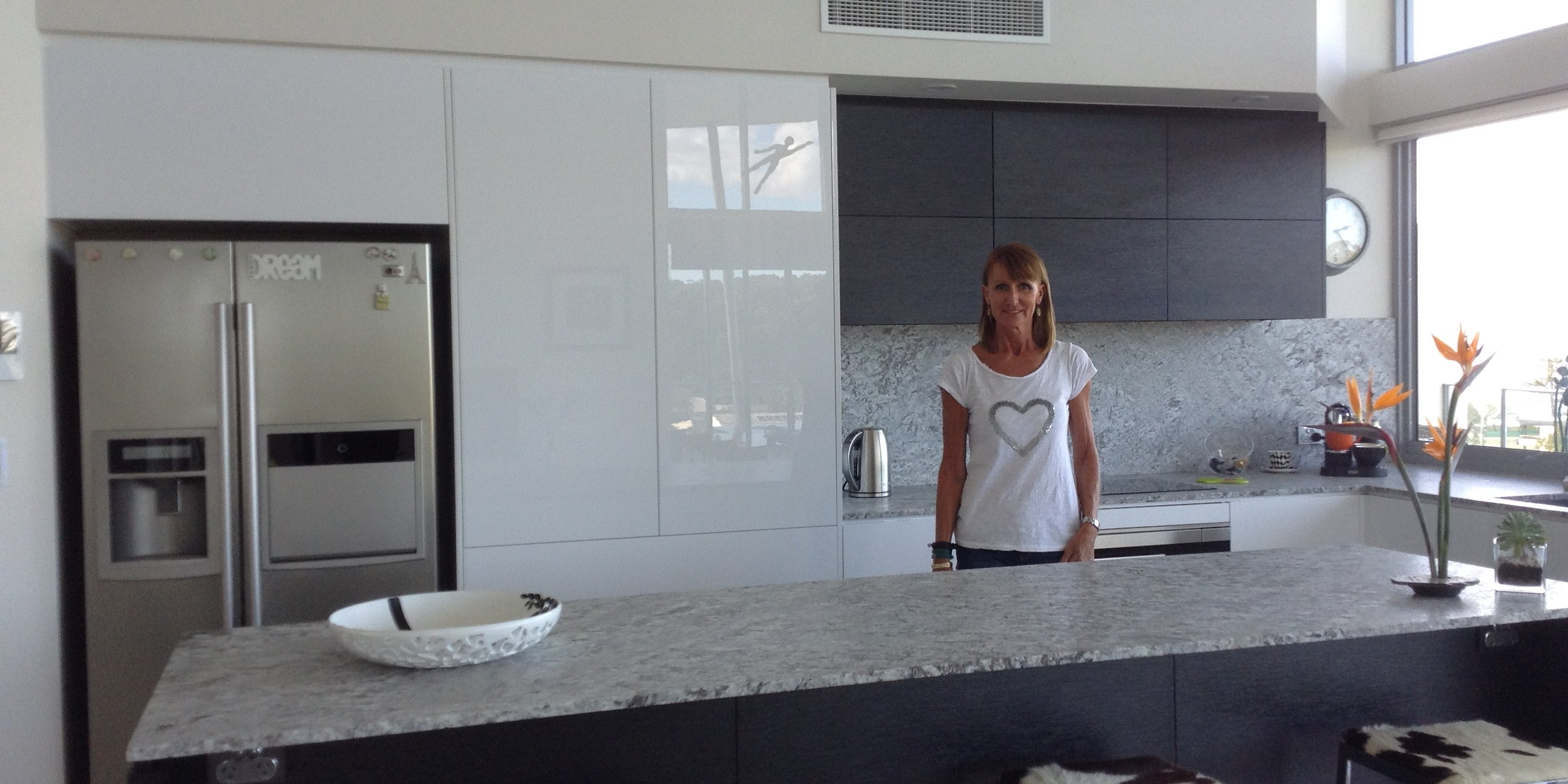 Another Fabulous New York Style Kitchen by \'All About Kitchens Qld ...