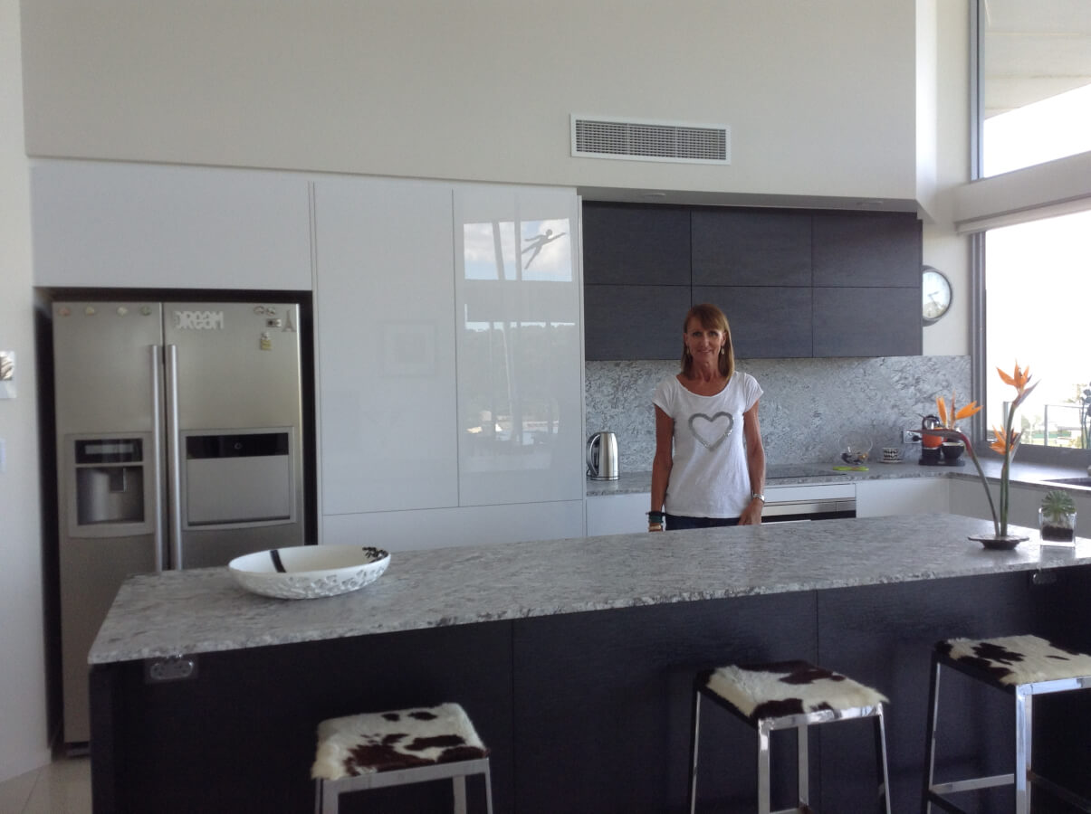 Another Fabulous New York Style Kitchen by 'All About Kitchens Qld ...