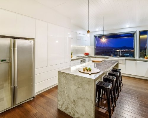 Modern Elegant Kitchen Coolum