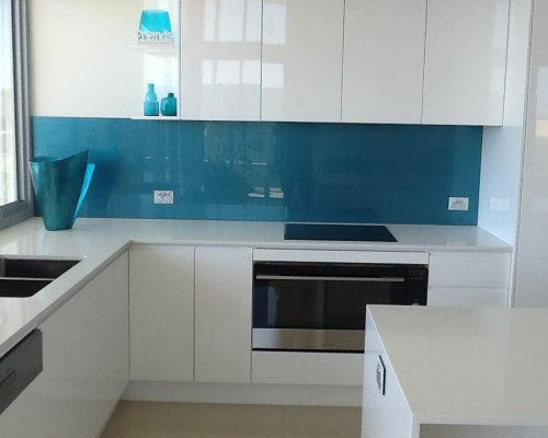Kitchen Splash Back - Mooloolaba