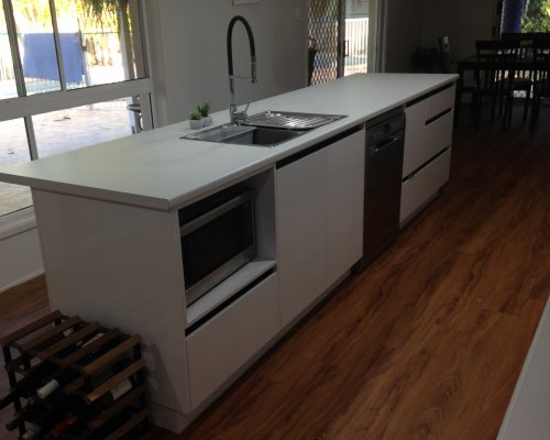 Kitchen Make Over - Caloundra
