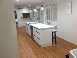 Kitchen cupboards - Kitchens Caloundra