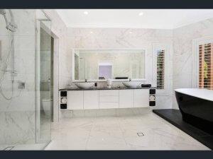 Bathroom design and renovation - Sunshine Coast Queensland