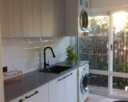 Laundry Design - Laundry Renovations - Sunshine Coast