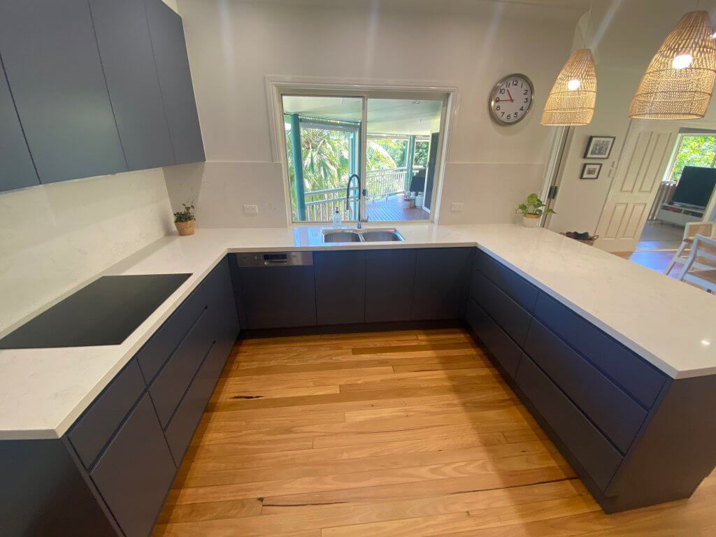 new Kitchen - Didilliaba Sunshine Coast