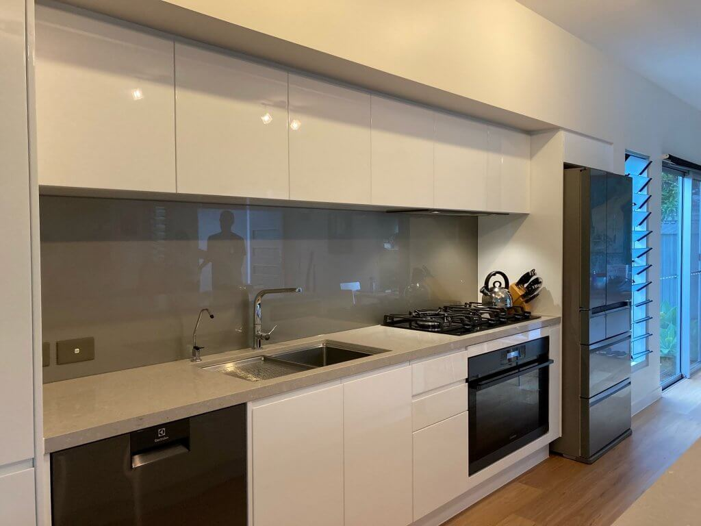 New Kitchen Cabinet Install Mount Coolum