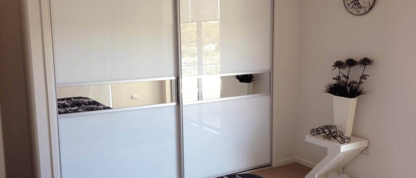 Wardrobe Mirror doors sunshine coast